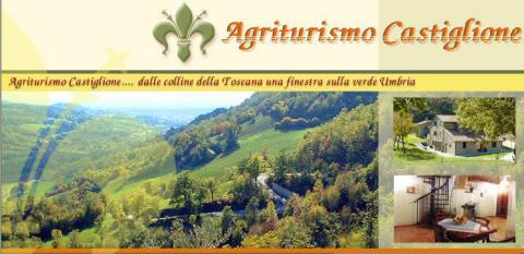 Agriturismo Castiglione a Sansepolcro, Toscana.