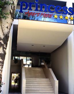 Hotel Princess Apart a Bibione