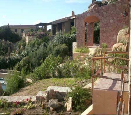 Villa Claudia, Costa Paradiso, Sardegna