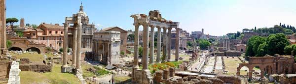 Vacanza a Roma i Fori Imperiali
