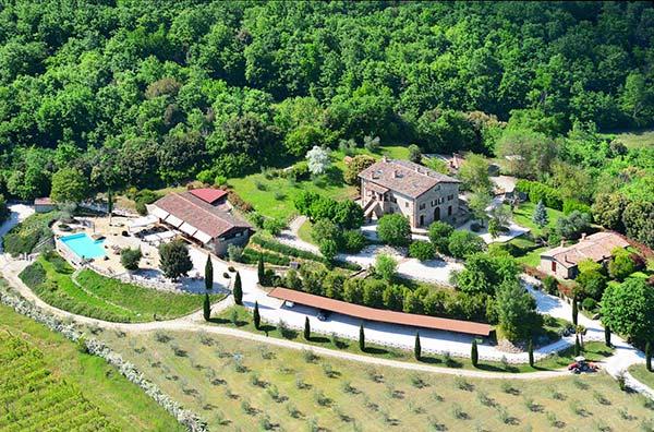 Location per Matrimoni in Umbria